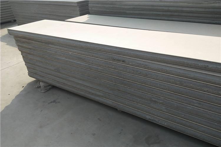 蓝轩建材与你分享grc轻质隔墙板施工工艺讲解