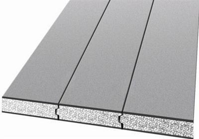 玻璃纤维增强水泥轻质隔墙板