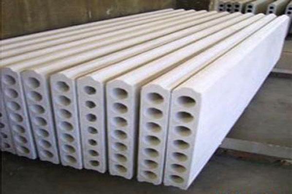 GRC轻质隔墙板安装