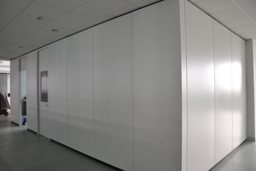 GRC轻质隔墙板的应用——设备机房隔墙