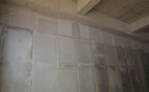 GRC轻质隔墙板的应用——内隔墙