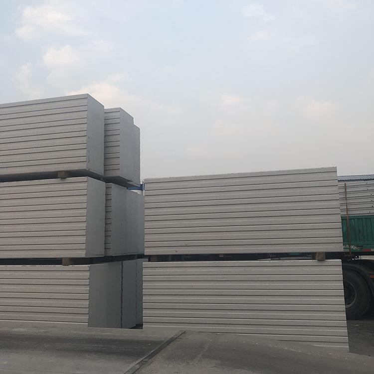 聚苯颗粒复合墙板的安装方法