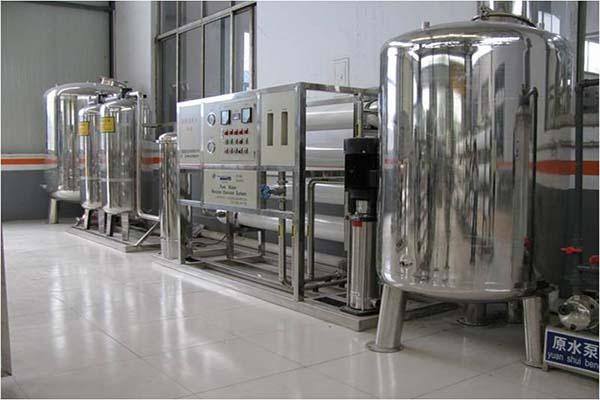 宁波软化水设备相关知识讲解