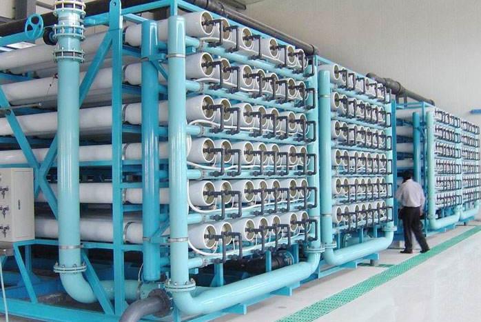 工业纯化水设备图片