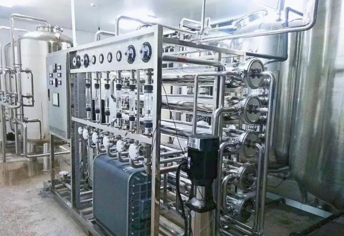制药纯化水设备,纯化水设备