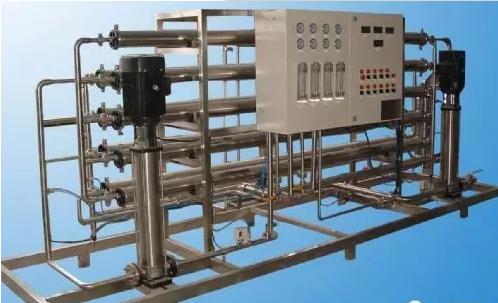 纯化水设备,纯化水设备预处理,纯化水设备预处理方法