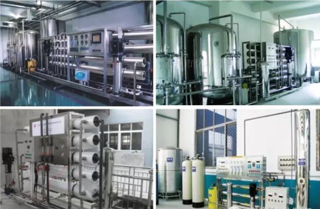 纯化水设备,反渗透纯化水设备