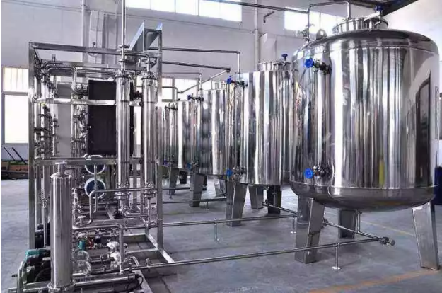 纯化水设备,如何识别纯化水设备中膜的质量