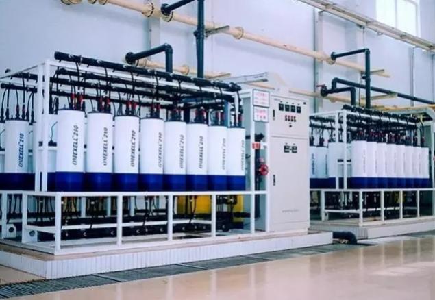 EDI设备,EDI水处理设备,EDI水处理装置,EDI纯水装置