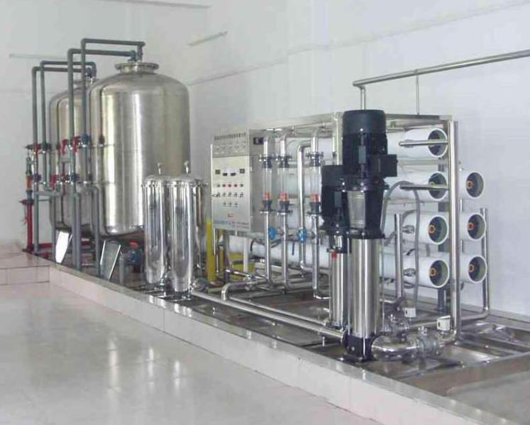 纯化水设备装置