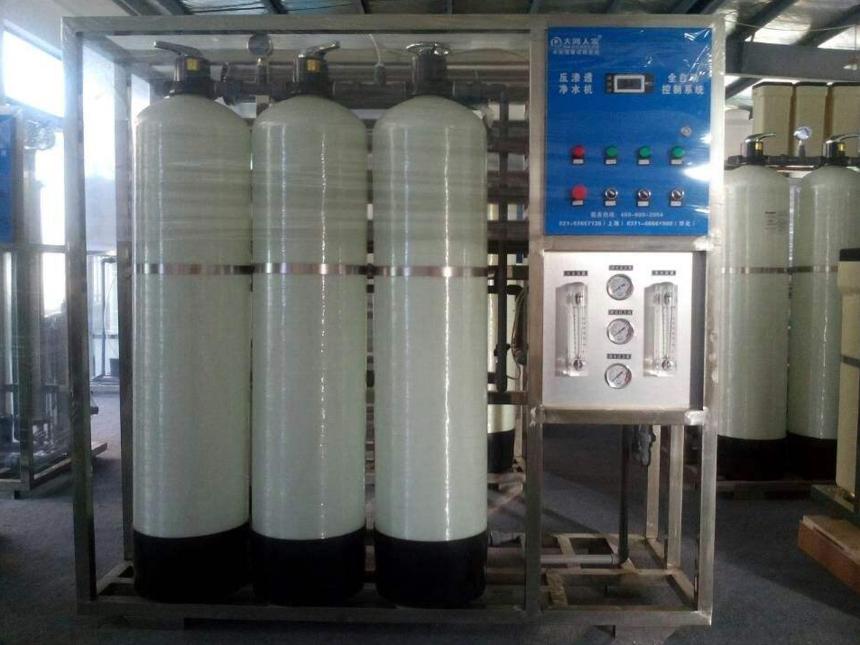 纯水设备应用范围