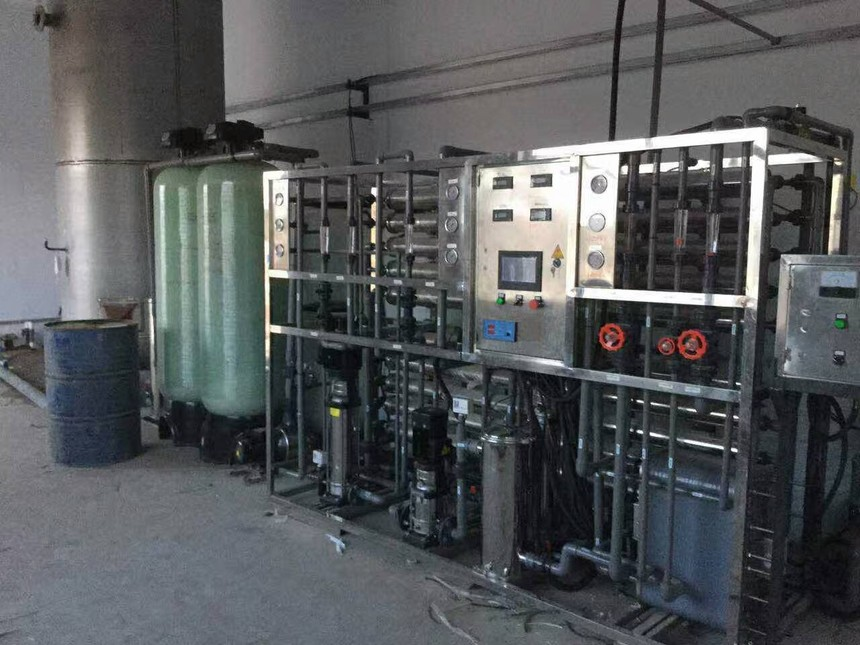 2吨EDI超纯水设备
