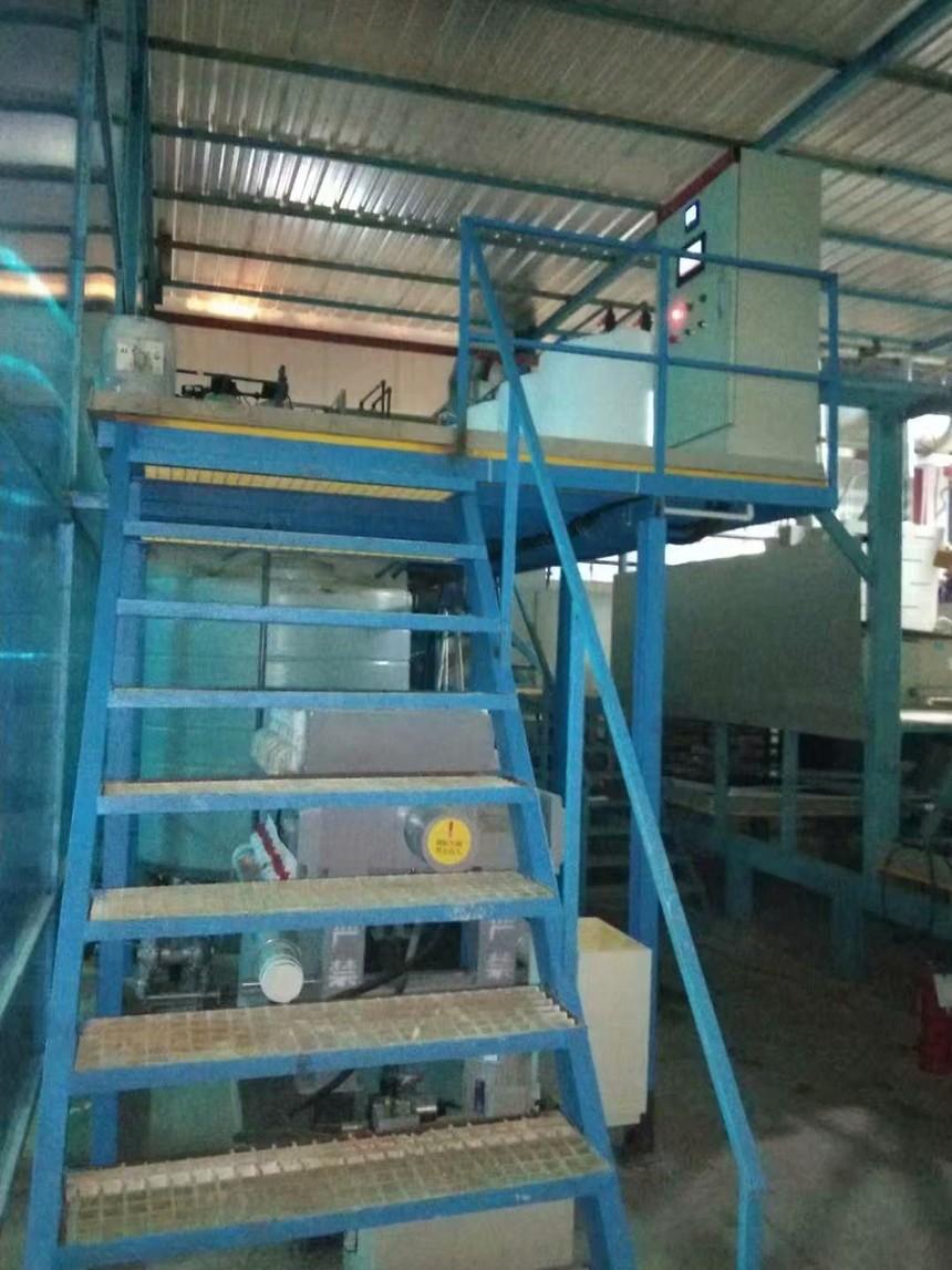 2吨产品表面清洗废水处理设备