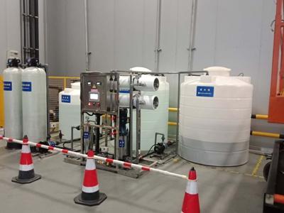 2吨纯水机