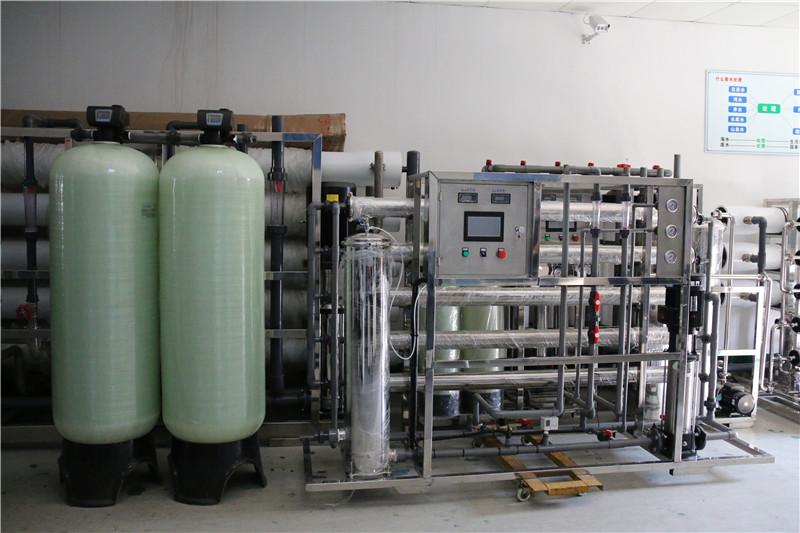 工业2.5吨反渗透设备