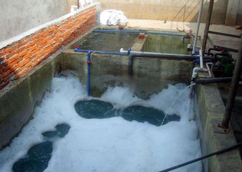 电镀含锌废水处理