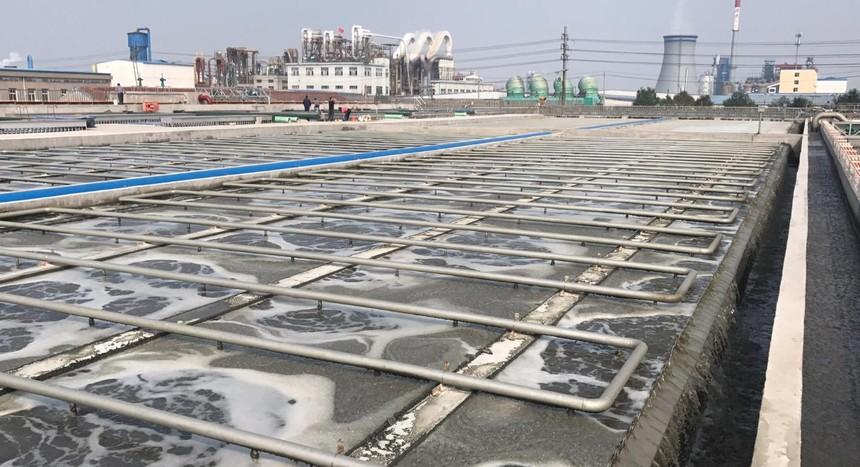 生活废水处理工艺流程