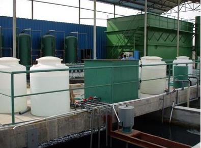 废水处理系统具有的设计特点