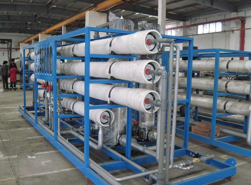 介绍八种不同的纯水处理工艺