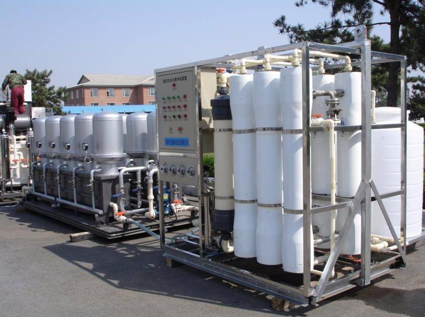 工业污水处理设备发展现状是怎么样的?