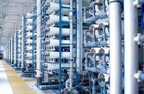 关于高盐废水的处理的技术浅析
