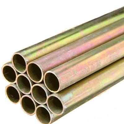 造成KBG金属穿线管损坏的原因有哪些?