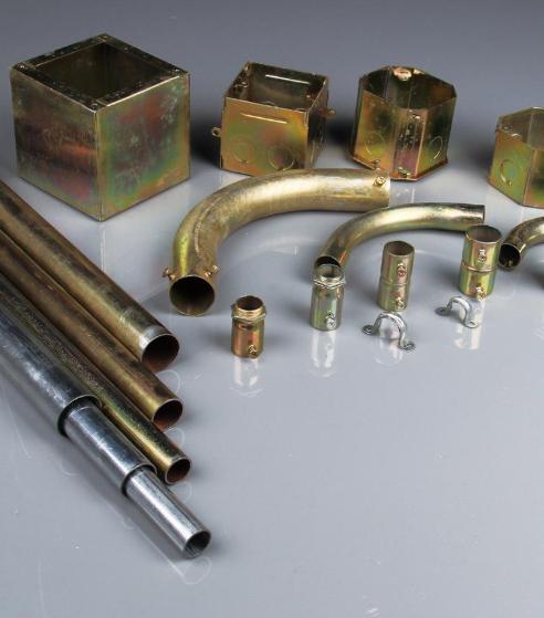 JDG穿线管与KBG穿线管有什么区别?应用时应该如何选择?