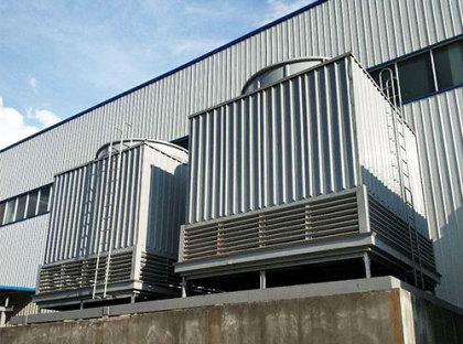 逆流式冷却塔工作中有哪些可能会出现的问题?看了你就知道了