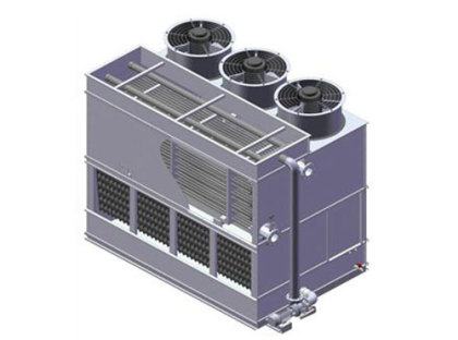 玻璃钢冷却塔的分类-适用范围-结构形式
