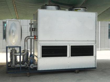 浅析工业冷却塔产生噪音的原因