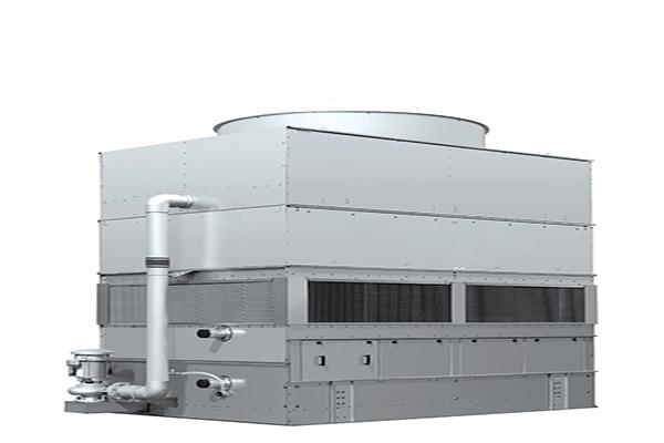 闭式冷却塔的工作原理以及发展前途