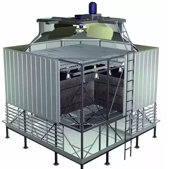 绍兴闭式冷却塔厂家
