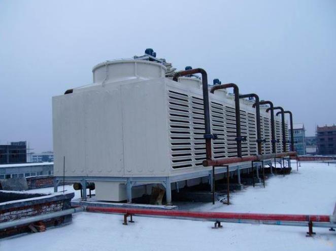 开式冷却塔与闭式冷却塔在原理上的区别