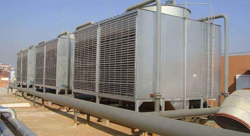 冷却塔的工作原理是什么?