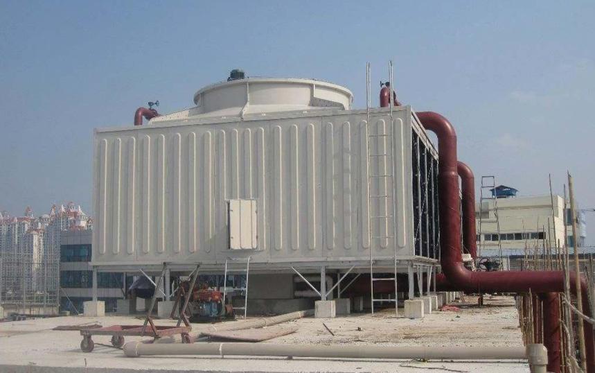 开式冷却塔与闭式冷却塔在原理上的区别?