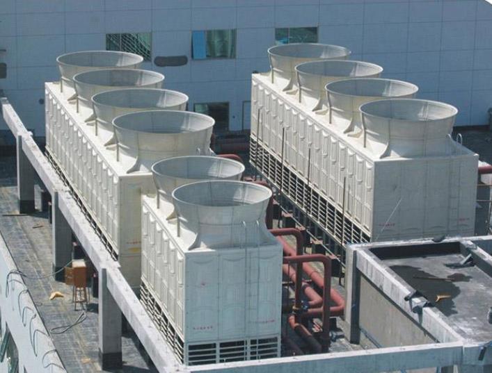如何解决密闭式冷却塔的防冻问题?