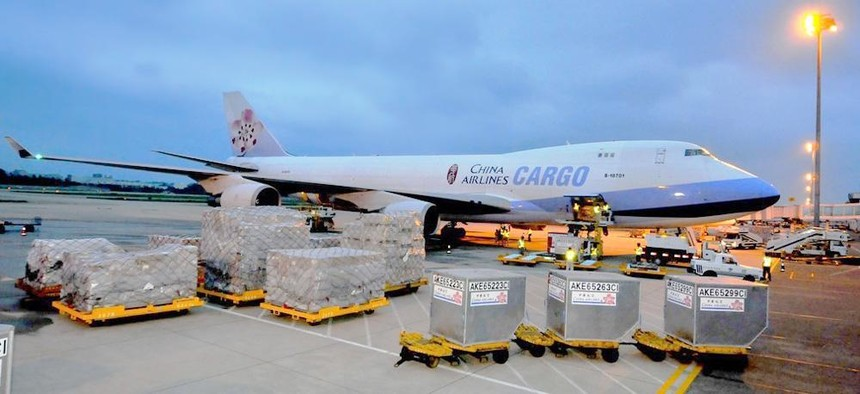 天津航空运输