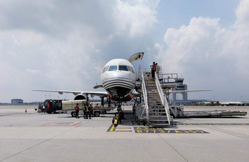 天津航空运输,天津航空运输可以运送强磁性货物吗