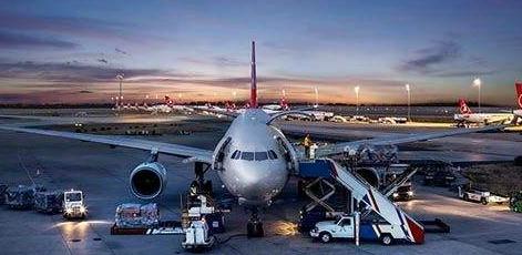 天津航空快递的收件范围