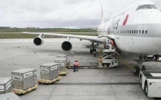 天津航空物流运输