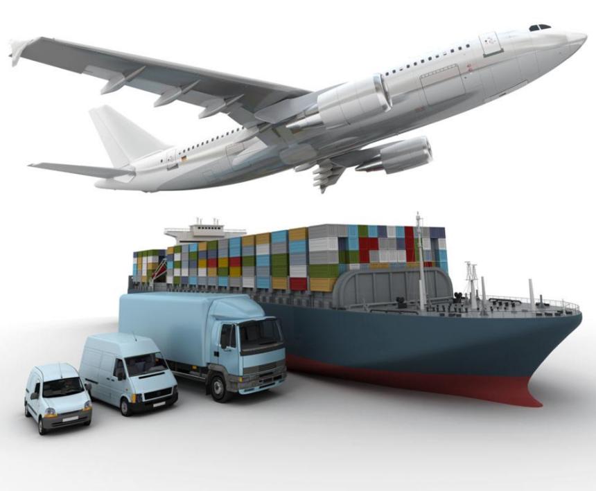 目前哪些行业依赖于航空运输