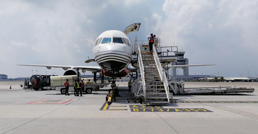 空运收费时货物如何计算重量的