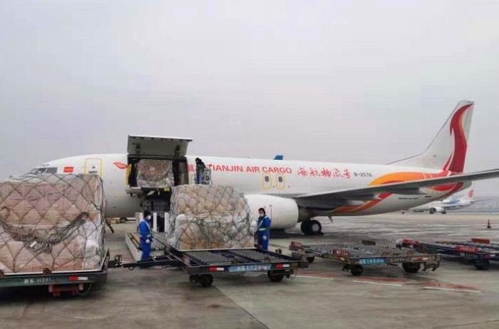 天津航空貨運