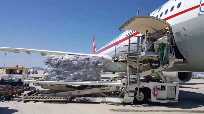 天津航空托运流程