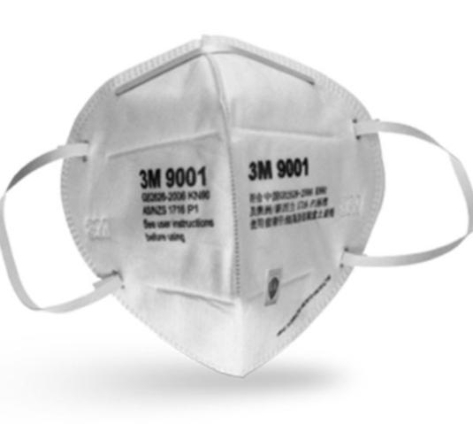 3M熔喷布口罩