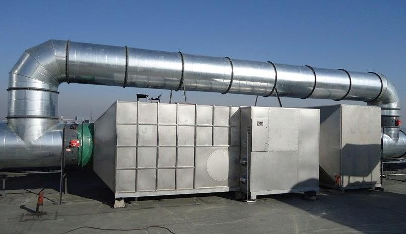 如果你还在为要不要安装工业废气处理设备而苦恼?你可以看一下安装它的五大好处
