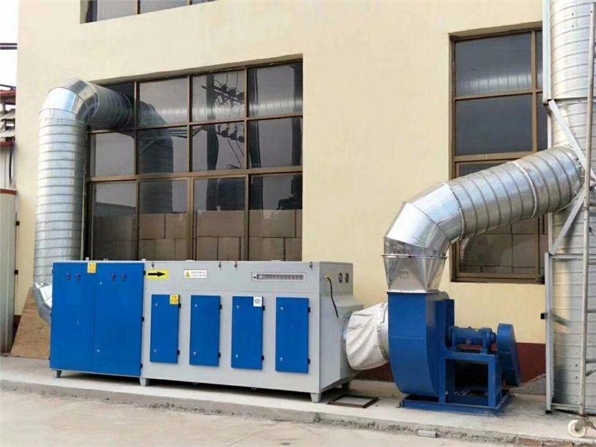浩博环保告诉你工业废气处理设备是由哪些部分组成?