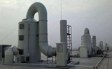 工业废气处理设备·