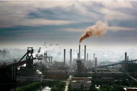 有机废气排放污染状况
