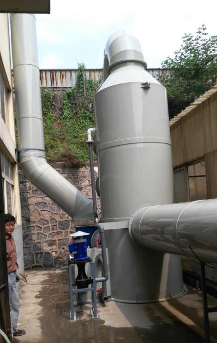 RCO蓄热式工业废气处理设备